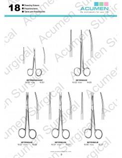Metzenbaum Dissecting Scissors
