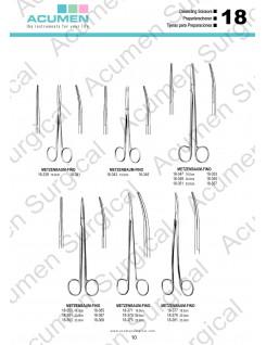 Metzenbaum Fino Dissecting Scissors