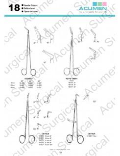 Vascular Scissors