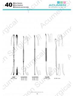 Dura Dissectors