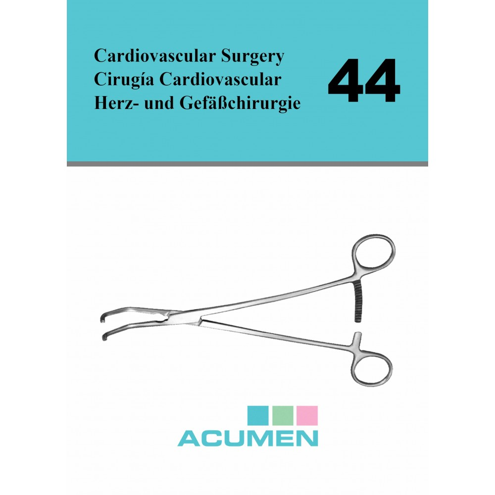 Cardiovascular Surgical Instruments