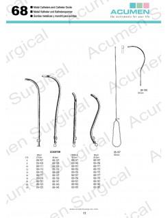 Metal Catheters