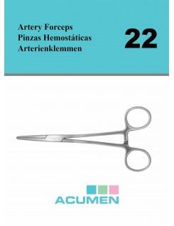 22 - Artery Forceps