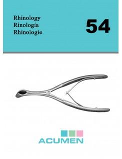 54 - Rhinology