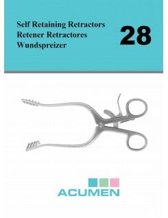 28 - Self Retaining Retractors